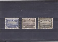 HONDURAS 1931 Sc #089-90-91 MNH lot (464)