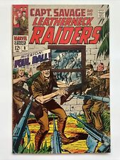 Captain Savage And His Leatherneck Raiders 8