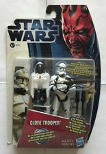 Star Wars: Clone Trooper Movie Heroes MH11 Backpack Projectile NEW SEALED