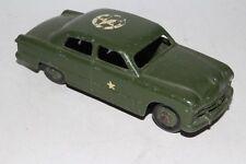 Dinky Toys #170m, 1949 Ford Army Staff Car, Original