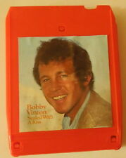BOBBY VINTON titled  SEALED WITH A KISS 8-TRACK CARTRIDGE 1972