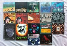 The Prodigy RARE DVD + 15 CD SINGLE BUNDLE World's On Fire GIRLS FATS ALL FOLKS