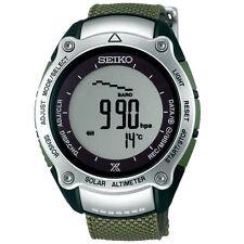 Seiko Prospex Alpinist Solar Men's Watch SBEB017