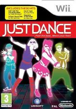 JUST DANCE (Wii)  ***BRAND NEW and SEALED***  FAST and FREE POST