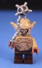LEGO® The HOBBIT™ 79010 GOBLIN Scribe + Flail weapon & Skull Cap w/ Pointed Ears