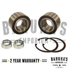 x2 FRONT WHEEL BEARING FOR A PEUGEOT 308, 407/SW, 508/SW, 607, 3008, RCZ 00-ON