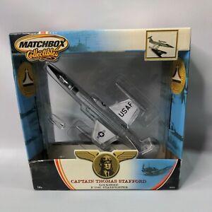 "Matchbox  LOCKHEED. F-104C. ""STARFIGHTER"". Captain Thomas Stafford NEW"