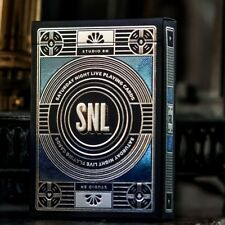 SNL Playing Cards by Theory 11 - Saturday Night Live Pro Luxury Card Deck