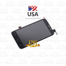 """USA For 5"""" ZTE Maven 3 Z835 LCD Display Touch Screen Digitizer Black Replacement"""