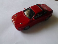 MODELLINO DELLA MASERATI SHAMAL SCALA 1/43 KIT MONTATO PROFESSIONALMENTE