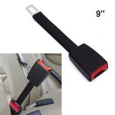 Adjustable 9''  Car Seat Seatbelt Safety Belt Extender Extension Buckle Universa