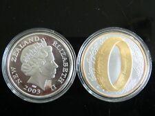 Il Signore degli Anelli 2003 Commemorative Moneta D'Oro/Argento (Nuova Zelanda)