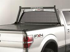 For Chevrolet Silverado 1500 Cab Protector and Headache Rack Backrack 64566GW