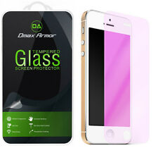 Dmax Armor for Apple iPhone SE/5S/5C/5 Tempered Glass Screen Protector - Pink