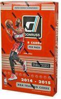 2014-15 Panini Donruss Basketball Hobby Box NEW FACTORY SEALED