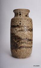 A585 SCHEURICH Brown Earth Colour WGP 70s vaso a 70 wazon Mid Century Modernist