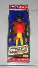 Bambola MAX THUNDER Buceador - Subacqueo Sommozzatore Famosa Diver NUOVO Doll