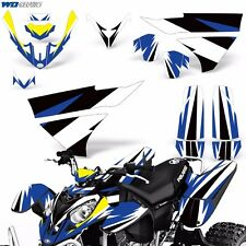 Full Graphic Kit Polaris Predator 500 ATV Quad Wrap Decal Parts Deco 2003-2007 R
