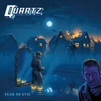 QUARTZ - FEAR NO EVIL NEW VINYL