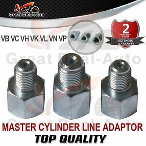 VT Master Cylinder Booster Line Adapter for Holden Commodore VB VH VK VL VN VP