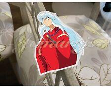 Inuyasha - Anime - Inuyasha Custom Colored Sticker Decal Vinyl manga 1.