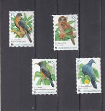 Christmas Island 2002 - MNH - Vogels / Birds - (WWF/WNF)