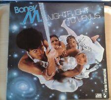 BONEY M NIGHTFLIGHT TO VENUS BRILLIANT CLASSIC VINYL ALBUM COMPLETE VGC