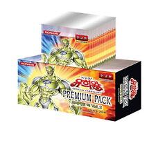 "YUGIOH CARDS  ""PREMIUM PACK NO.2"" BOOSTER BOX / Korean Ver"