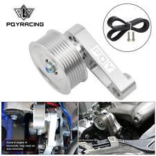 For Honda K24 Adjustable Eliminator Ep3 Pulley Kit Belt Ac Auto Tensioner