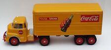 Wyandotte Custom Coca Cola Semi Tractor Trailer 1950's Truck Coke