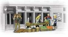 Ho Scenic Accents Farmers Market (4 Figs w/Accessories) 724771018964