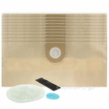 10 x Vax 3-in-1 Multifunction 6131 Vacuum Cleaner Dust Bags & Filter Set