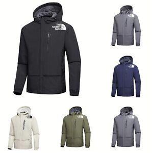 Womens N0RTH FACE Waterproof Outdoor Fleece Hoodies Full Zip Rain Jacket Coats