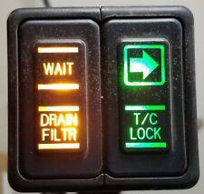 Hummer H1 Humvee Lamp Dash Light/ Interface 6007269