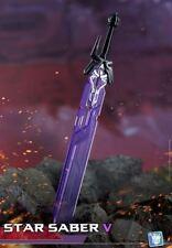 New DR. Wu - DW-TP08 Purple Skybreaker Sword In Stock