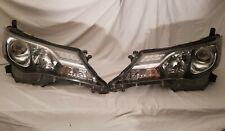 Xenon Headlights Rav4 2013-2015 complete
