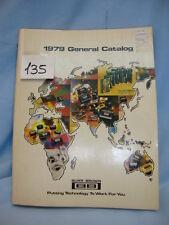 LIBRO - BOOK 1979 GENERAL CATALOGUE. BURN-BROWN