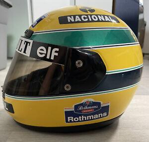 Ayrton Senna Full Size Replica Helmet (1994) Williams Rothmans