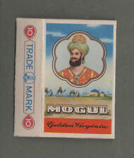 Old EMPTY cigarette packet RARE MOGUL Indian Prince very pretty  #401