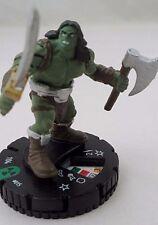 HeroClix Skaar Incredible Hulk 015 DC Gaming Piece Miniature Wizkids Uncommon