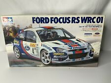 Tamiya 1/24 Ford Focus RS WRC 01 Plactic Model Model #241