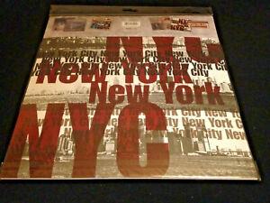 Scrapbook 48 BULK LOT~NYC Statue Of Liberty 6 Paper Kit~NEW~National Park Travel