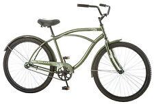 Kulana 26 inches Men's Cruiser Hiku Bike Bicycle - Green