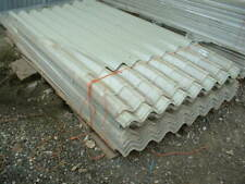GRP Roofing Sheets, Big six Lights, Plastic, Clear Roof Lights, Sheets