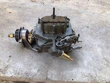 Autolite 4300 600 CFM Carburetor C8SF-E 1.25 Bore 1968 Ford Thunderbird 429