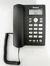 Telefono da ufficio PH-208 con display, ideale per centralini telefonici