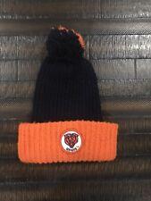 Vtg 80s Chicago Bears Winter Hat