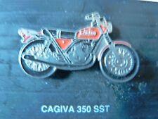 PIN'S MOTO  /  CAGIVA  350 SST
