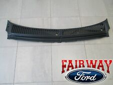 99 thru 07 F250 F350 F450 OEM Genuine Ford Parts Cowl Panel Grille RH & LH PAIR