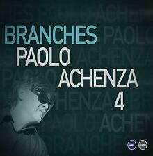 Paolo Achenza 4 branches CD NEUF >> précommande conser 30.09.2016 <<